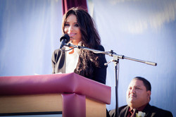 Kimberly Moore Commencement speech