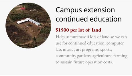 Campus extension