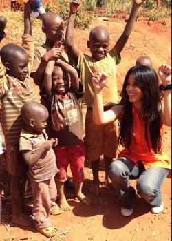 Kimberly Moore Foundation - Rwanda