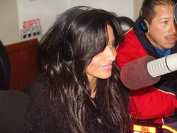Kimberly Moore El Cucuy Radio show