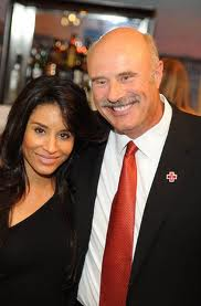Kimberly Moore and Dr.Phil