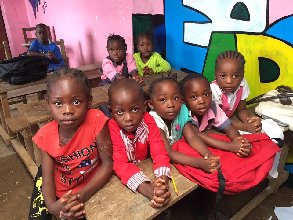 Adopt A Country - Liberia