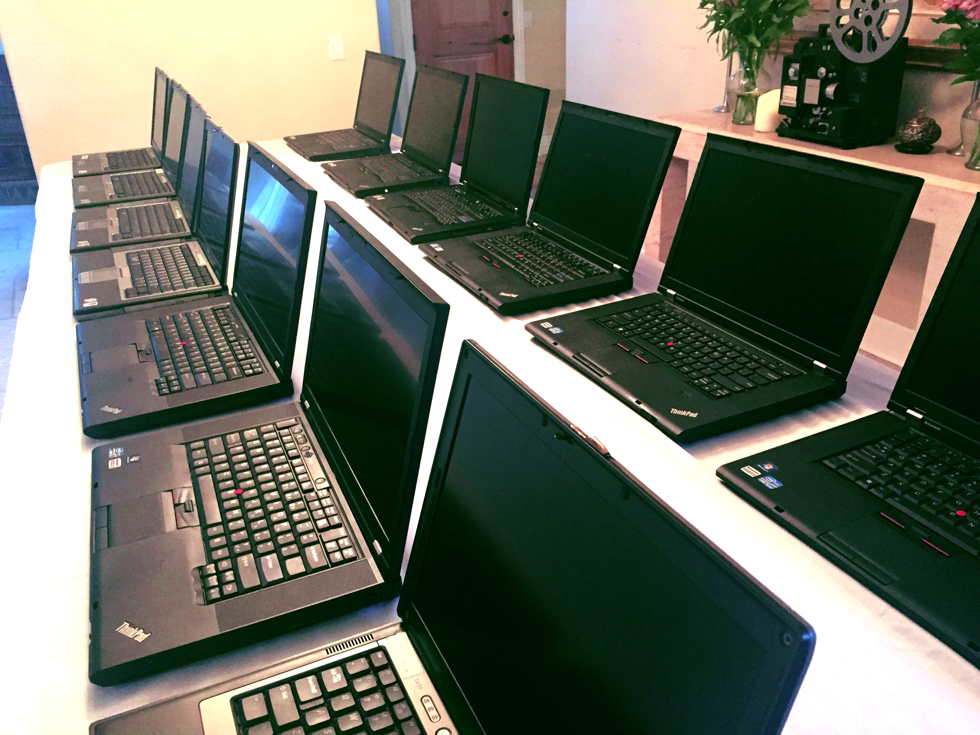 Reboot for Youth donates computers