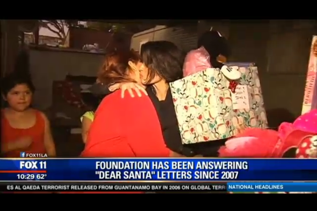 Kimberly Moore, fox news, adopt a letter, kimberly moore foundation, my fox la