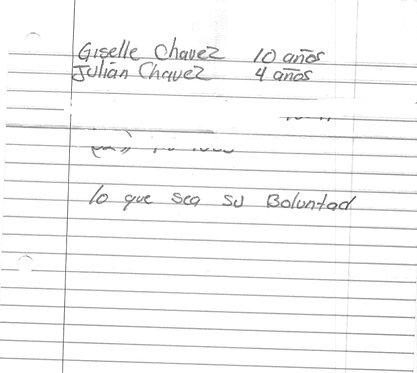 Giselle, 10yrs- Julian 4yrs (300243)