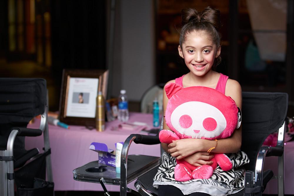 Jasmin at Pynk Celebrity