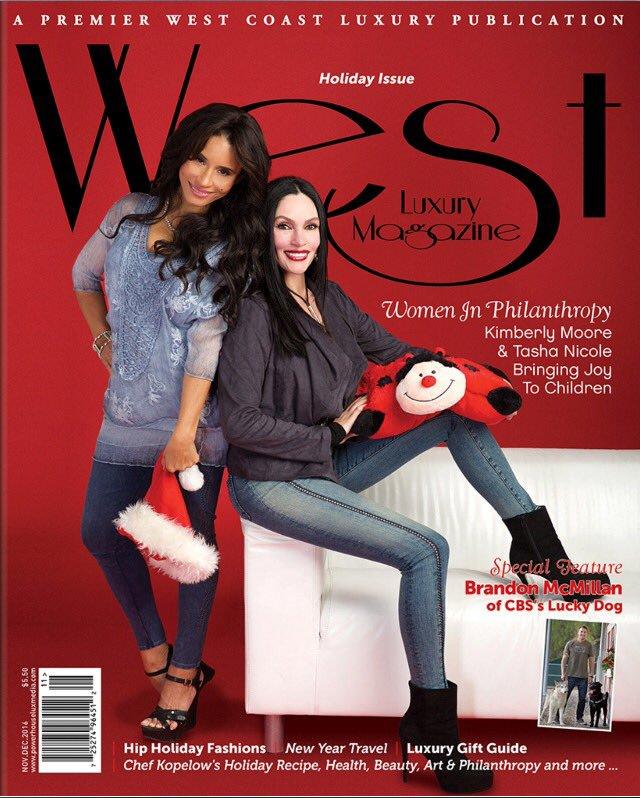 Westlake Magazine Cover