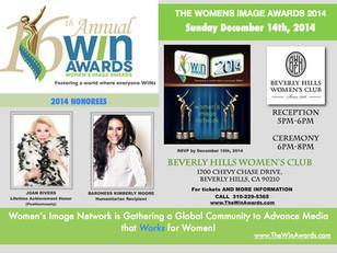 Kimberly Moore chosen as Humanitarian Honoree at the 16th Annual Women's Image Award!