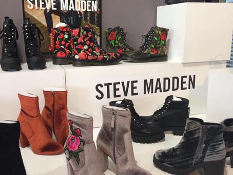 La nouvelle collection Automne-Hiver par Steve Madden est disponible !