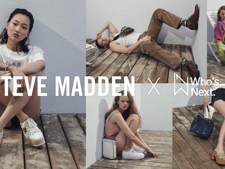 Who's Next : la marque Steve Madden sera présentée par BBI Distributions