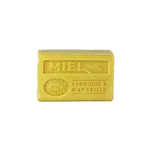 Savonnette Parfumée à l'Huile d'Olive Bio Miel