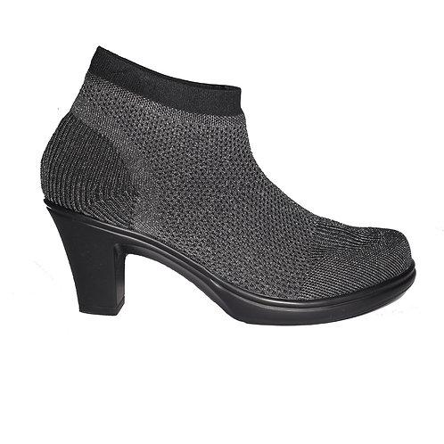 chaussure talon doll gunmetal bernie mev