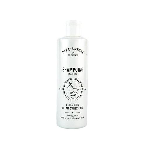 Shampoing Ultra-Doux au Lait d'Ânesse Bio