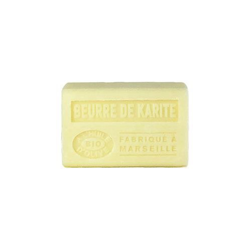 Savonnette Parfumée à l'Huile d'Olive Bio Beurre Karité