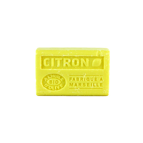 Savonnette parfumées à l'Huile d'Olive bio Citron