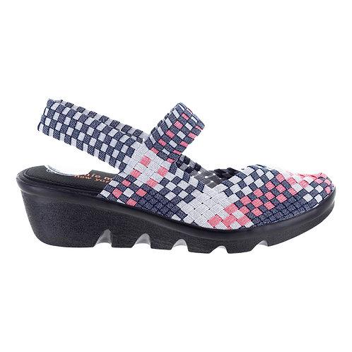 chaussure compenses lihi romero coloda shimmer bernie mev