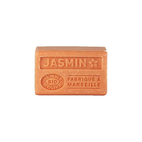 Savonnette Parfumée à l'Huile d'Olive Bio Jasmin