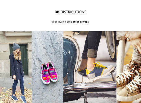 Ventes-privées au Showroom de BBI Distributions