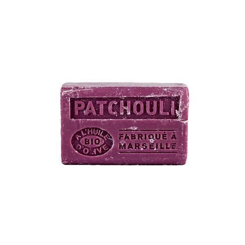 Savon Solide à l'Huile d'Olive Patchouli