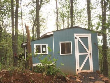 The Chicken Cottage