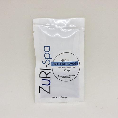 Zuri Bath Pedi-Powder 50mg
