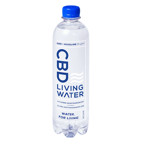 CBD Living Full Spectrum/pH Balanced 10mg Water