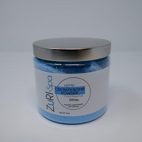 Zuri Bath Powder 200mg
