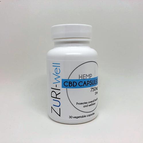 Zuri Wellness Capsules