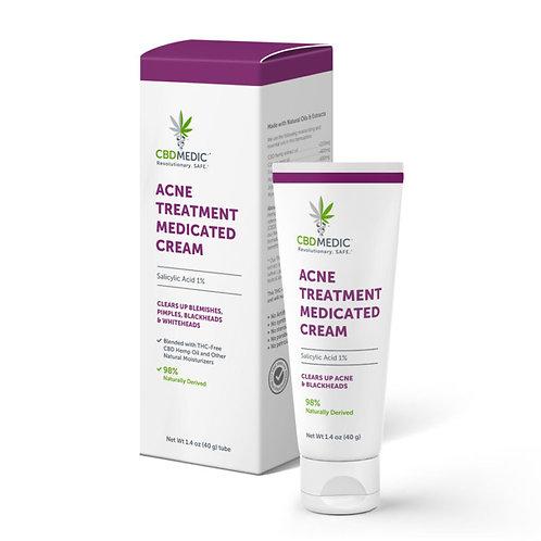 CBD MEDIC Acne Treatment Medicated Cream