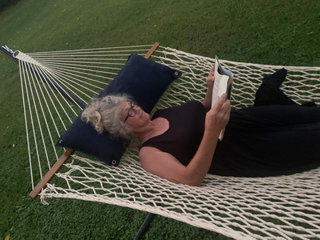 My Hammock Tradition by Jessica Armstrong