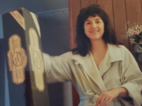 My Hammock Tradition by Karen Jones