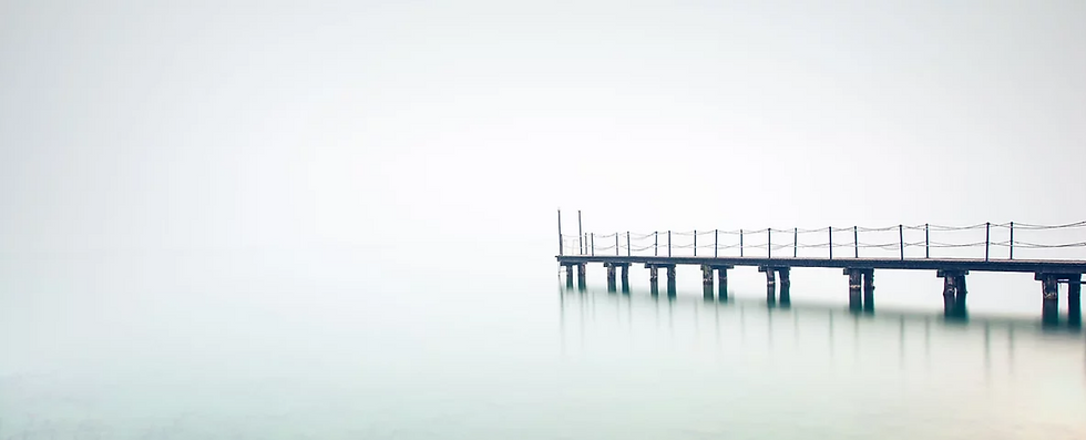 Background Image of Foggy Pier