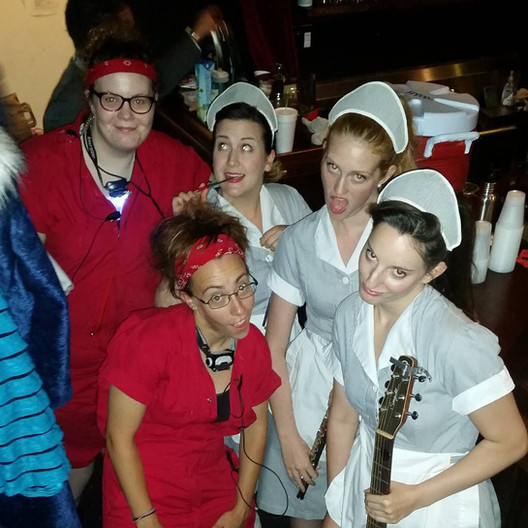 Odd Jobs and some of our awesome crew!