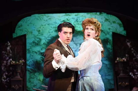 A Gentleman's Guide to Love and Murder: Porchlight Music Theater