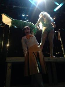 Mermaid Tail!!