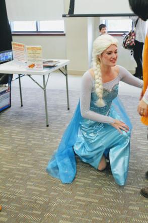 Elsa: Chicago Party Princess Productions