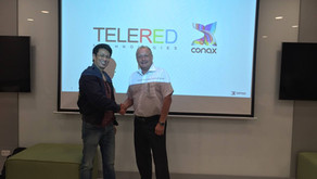Telered in partnership with Conax offers conditional access system hosting service solution