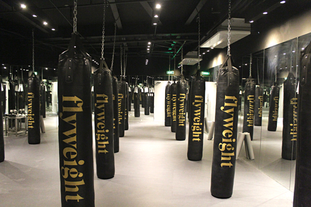 Flyweight Boxing Studio 13