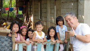 Edmund Dimalanta, the founder and chief executive officer of D&G Pacific, will speak at Penn State on Nov. 13 about sustainability in his native Philippines.