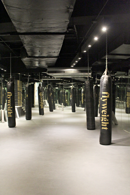 Flyweight Boxing Studio 23