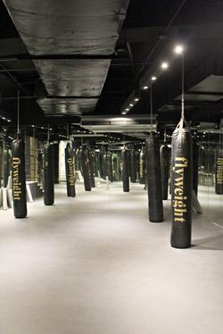 Flyweight Boxing Studio 23