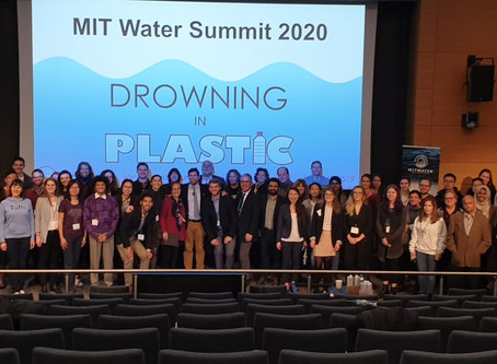 Water Summit, MIT 2019