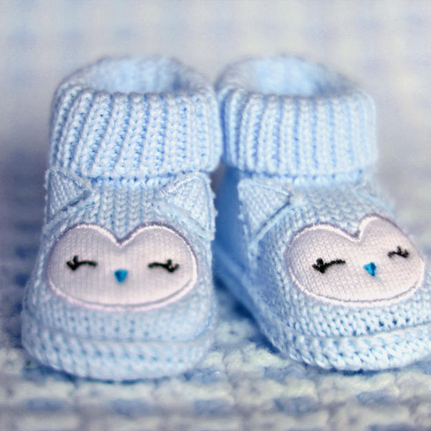 Healthline: Parenthood - The Best Baby Booties to Keep Those Tootsies Warm