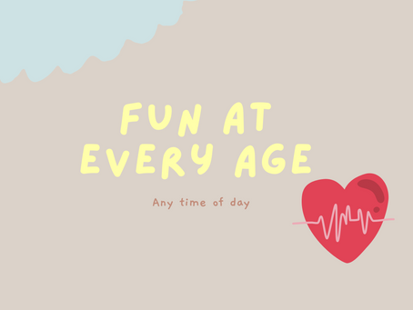 Activity for all ages