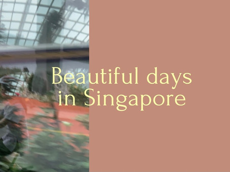 Musings of beautiful days