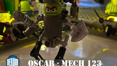 Leg dich nich mit Oscar - Mech 123  an - Sesamstrasse 2020