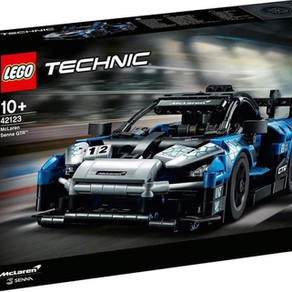 LEGO 42123 McLaren Senna GTR - 830 Teile für 49,99 Euro
