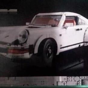 LEGO 10295 Porsche 911 in weiß ab März 2021