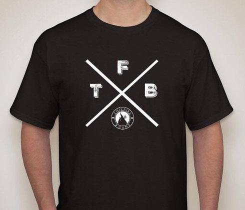 TFB WhiteFont T-Shirt