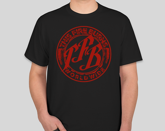 TFB RedFont T-Shirt